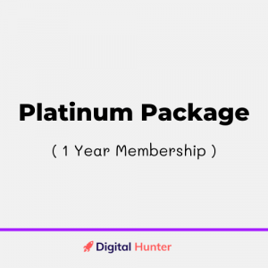 Platinum Package Membership
