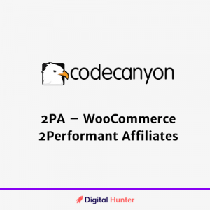 2PA – WooCommerce 2Performant Affiliates