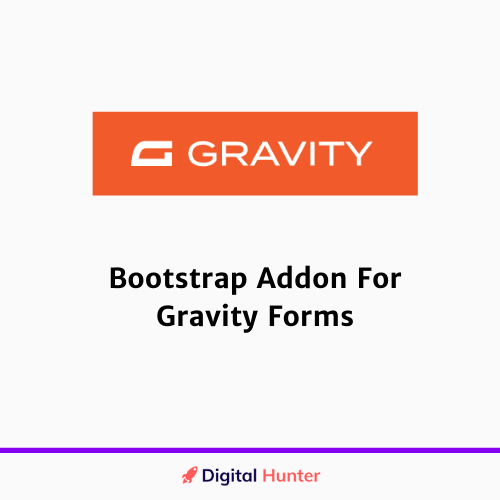 Bootstrap Addon For Gravity Forms