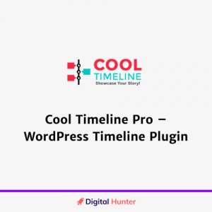 Cool Timeline Pro – WordPress Timeline Plugin