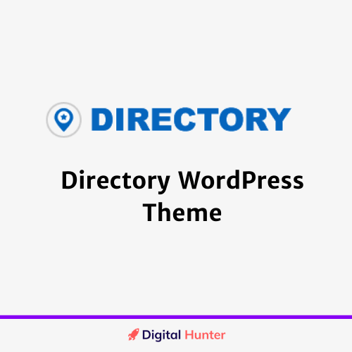 Directory WordPress Theme
