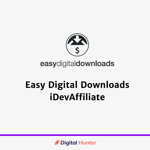 Easy Digital Downloads iDevAffiliate