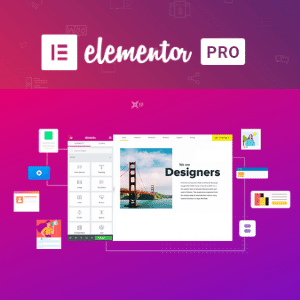 Elementor Pro WordPress Plugin ( With Pro Templates )