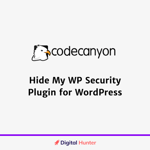 Hide My WP Security Plugin for WordPress