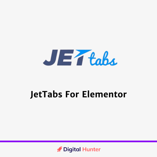 JetTabs For Elementor