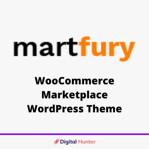 Martfury – WooCommerce Marketplace WordPress Theme