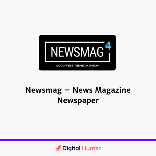Newsmag – News Magazine Newspaper