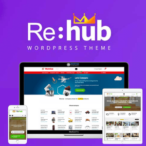 REHub – Price Comparison, Affiliate Marketing, Multi Vendor Store