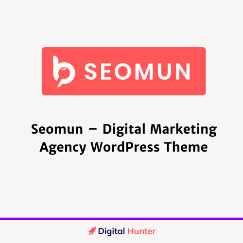 Seomun – Digital Marketing Agency WordPress Theme