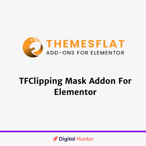 TFClipping Mask Addon For Elementor