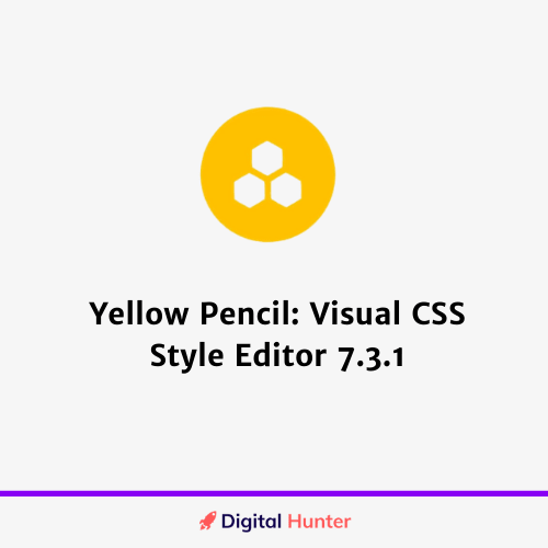 Yellow Pencil Visual CSS Style Editor 7.3.1