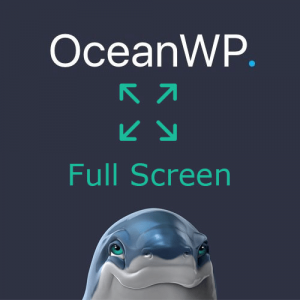 OceanWP Full Screen