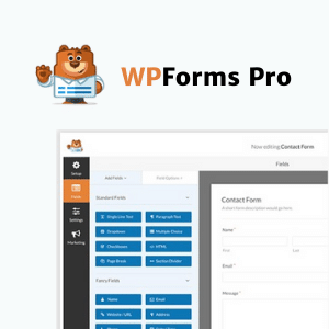 WPForms Pro Wordpress Plugin